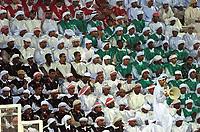 01/03/04 - ABU DHABI - UAE - Under 23 - U23 - PRE OLYMPIC GAMES - JAPAN Vs. BAHRAIN- <br /> U.A.E. FANS / SUPPORTERS.<br /> <br /> Bahrain v Japan U23<br /> Foto: Piko-Press/Digitalsport<br /> NORWAY ONLY