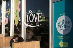 June 16, 2017 - Los Angeles, California, U.S - Amazon announced on Friday June 16, 2017 that it plans to buy Whole Foods Market in deal valued at $13.7 billion. Whole Foods Market store in Los Angeles, California. (Credit Image: © Prensa Internacional via ZUMA Wire)