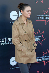 Edinburgh International Film Festival, Thursday, 21st June 2018<br /> <br /> Jury Photocall<br /> <br /> Pictured:  Sophie Skelton of the Shorts Jury<br /> <br /> (c) Alex Todd | Edinburgh Elite media
