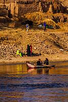 Scenes along the Nile River near Luxor, Egypt