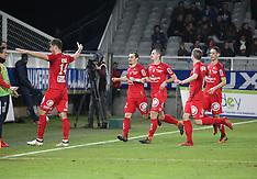 Auxerre vs Brest - 09 March 2018