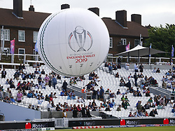 May 30, 2019 - London, England, United Kingdom - Cricket ballon.during ICC Cricket World Cup Match 1 between England and South Africa at the Oval Stadium , London,  on 30 May 2019. (Credit Image: © Action Foto Sport/NurPhoto via ZUMA Press)