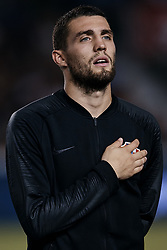 September 11, 2018 - Elche, Alicante, Spain - Mateo Kovacic of Croatia looks on prior to the UEFA Nations League A group four match between Spain and Croatia at Martinez Valero  on September 11, 2018 in Elche, Spain  (Credit Image: © David Aliaga/NurPhoto/ZUMA Press)