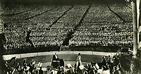 1924 Evening concert at the Hollywood Bowl
