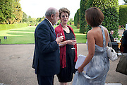 MAUREEN LIPMAN, English National Ballet Summer party.  All proceeds from the Summer Party go towards English National Ballet. The Orangerie. Kensington Palace. London. 29 June 2011. <br /> <br />  , -DO NOT ARCHIVE-© Copyright Photograph by Dafydd Jones. 248 Clapham Rd. London SW9 0PZ. Tel 0207 820 0771. www.dafjones.com.