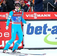Hopp<br /> FIS World Cup<br /> Garmisch Partenkirchen Tyskland<br /> 01.01.2013<br /> Foto: Gepa/Digitalsport<br /> NORWAY ONLY<br /> <br /> FIS Weltcup der Herren, Vierschanzen-Tournee. Bild zeigt Anders Jacobsen (NOR).