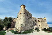 16th century Fort Mount Alban, Nice, France