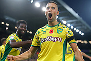 Norwich City v Millwall 101118