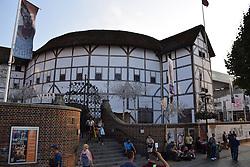 Shakespeare's Globe, Bankside, London UK
