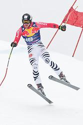 20.01.2011, Hahnenkamm, Kitzbuehel, AUT, FIS World Cup Ski Alpin, Men, Training, im Bild // Tobias Stechert (GER) // during the men´s downhill training run at the FIS Alpine skiing World cup in Kitzbuehel, EXPA Pictures © 2011, PhotoCredit: EXPA/ S. Zangrando