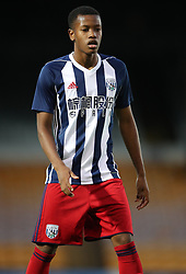 """West Bromwich Albion's Ray Tulloch during the pre-season friendly match at Vale Park, Stoke. PRESS ASSOCIATION Photo. Picture date: Tuesday August 1, 2017. See PA story SOCCER Port Vale. Photo credit should read: Nick Potts/PA Wire. RESTRICTIONS: EDITORIAL USE ONLY No use with unauthorised audio, video, data, fixture lists, club/league logos or """"live"""" services. Online in-match use limited to 75 images, no video emulation. No use in betting, games or single club/league/player publications."""