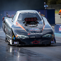 Brodie Pilkington in the family Monte Carlo Top Alcohol Funny Car. Crew Chief Brodie and regular driver and father, Rob Pilkington (3909) will be swapping roles throughout the 2014/25 season.