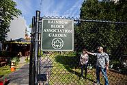 Nov 1st - Rainbow Block Association Garden