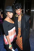 """Katrell Nicole and Fatima Robinson at """" The Obama That One: A Pre-Inagural Gala Celebrating the Victory of President-Elect Obama celebration held at The Newseum in Washington, DC on January 18, 2009  .."""