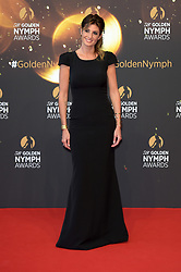 Red Carpet for the closing ceremony of 58th Monte-Carlo International Television Festival. 19 Jun 2018 Pictured: Caroline Ithurbide. Photo credit: maximon / MEGA TheMegaAgency.com +1 888 505 6342