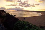 Moomomi Beach, Maolokai, Hawaii<br />