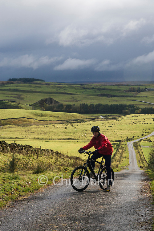 OWPG AGM Weekend - Cycling and walking Hadrians Wall, Northumberland National Park
