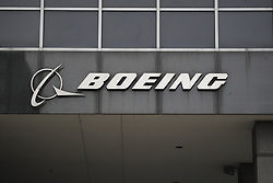 CHICAGO, March 13, 2019  Photo taken on March 13, 2019 shows the Boeing logo at its headquarters in downtown Chicago, the United States. U.S. aircraft manufacturer Boeing said Wednesday it has ''full confidence'' in the safety of its 737 Max aircraft, but it supports action to temporarily ground the entire global fleet of 737 Max ''out of an abundance of caution. (Credit Image: © Joel Lerner/Xinhua via ZUMA Wire)
