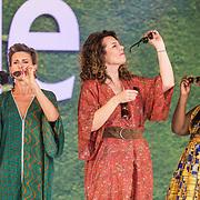 NLD/Almere/20190523 - Libelle's Zomerweek 2019, Brillen show Charlie Temple