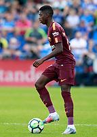 FC Barcelona's Ousmane Dembele during La Liga match. September 16,2017. (ALTERPHOTOS/Acero)