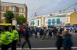 General view outside Stamford Bridge. - Mandatory by-line: Alex James/JMP - 30/09/2017 - FOOTBALL - Stamford Bridge - London, England - Chelsea v Manchester City - Premier League