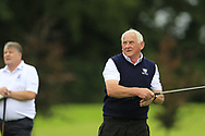James Garland (Ardee) during the final round of the All Ireland Four Ball Interclub Final, Roe Park resort, Limavady, Derry, Northern Ireland. 15/09/2019.<br /> Picture Fran Caffrey / Golffile.ie<br /> <br /> All photo usage must carry mandatory copyright credit (© Golffile | Fran Caffrey)