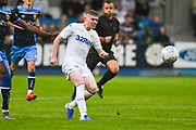 Leeds United Jack Jenkins (19) passes the ball during the Pre-Season Friendly match between Tadcaster Albion and Leeds United at i2i Stadium, Tadcaster, United Kingdom on 17 July 2019.