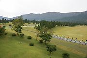 Japanese golf course