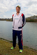 Mcc0038874 . Daily Telegraph..DT Sport..Men's Single Scull, Alan Campbell.The announcement of the GB Rowing Crews for the first World Cup.. .Reading 4 April 2012