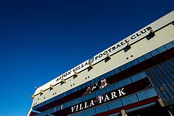 A general view of Villa Park, home to Aston Villa - Mandatory by-line: Robbie Stephenson/JMP - 23/08/2019 - FOOTBALL - Villa Park - Birmingham, England - Aston Villa v Everton - Premier League