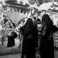 Egypt. Cairo : bazaar market  in Sharia AL Mu'izz LI DIN Allah street south Islamic Cairo