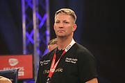 Boxen: SES-Box-Gala, Magdeburg, 11.05.2019<br /> Trainer von Nenad Stancic (Team Deutschland): Mark Haupt<br /> © Torsten Helmke
