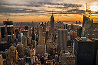 Manhattan, Late Afternoon