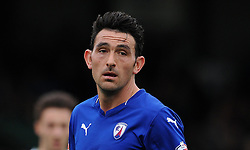 Chesterfield's Gary Roberts - Photo mandatory by-line: Harry Trump/JMP - Mobile: 07966 386802 - 03/04/15 - SPORT - FOOTBALL - Sky Bet League One - Yeovil Town v Chesterfield - Huish Park, Yeovil, England.