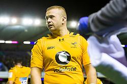 Tom Cruse of Wasps - Mandatory by-line: Ewan Bootman/JMP - 06/12/2019 - RUGBY - Murrayfield - Edinburgh, England - Edinburgh Rugby v Wasps - European Rugby Challenge Cup