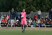 CSU goal keeper Brad Stuver