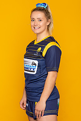 Brooke Bradley of Worcester Warriors Women - Mandatory by-line: Robbie Stephenson/JMP - 27/10/2020 - RUGBY - Sixways Stadium - Worcester, England - Worcester Warriors Women Headshots