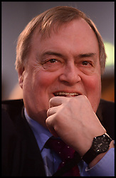 Former Deputy Leader of the Labour Party John Prescott at the Labour Party Special Conference being held at the Excel Centre. London, United Kingdom. Saturday, 1st March 2014. Picture by Andrew Parsons / i-Images