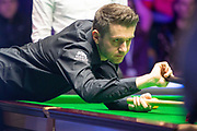 Mark Selby takes the 2nd frame of the night and stretches his lead at the World Snooker 19.com Scottish Open Final Mark Selby vs Jack Lisowski at the Emirates Arena, Glasgow, Scotland on 15 December 2019.