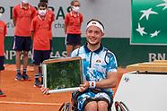 07/06 Men's Wheelchair Final