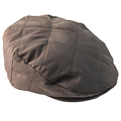 Commercial Photography, Wicklow Quilted Flat Cap (ZH017)
