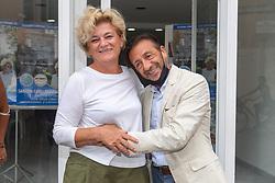PIERLUIGI NEGRI CON SANDRA CARLI BALLOLA<br /> ELEZIONI AMMINISTRATIVE 2020 COMACCHIO