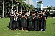 2012 Miami Hurricanes Graduates