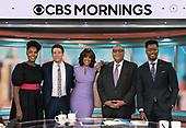 September 07, 2021 - NY: CBS Mornings Launch New Show From New Studio