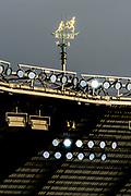 Twickenham, Surrey United Kingdom. The Weather Vane, South East corner of the stands. England vs Argentina. Autumn International, Old Mutual Wealth series. RFU. Twickenham Stadium, England. <br /> <br /> Saturday  11.11.17.    <br /> <br /> [Mandatory Credit Peter SPURRIER/Intersport Images]