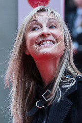 London, UK. 13th March, 2019. Fiona Phillips arrives at the London Palladium to attend the annual Prince's Trust Awards to be presented by HRH the Prince of Wales, President of the Prince's Trust. The Prince's Trust and TKMaxx & Homesense Awards recognise young people who have succeeded against the odds, improved their chances in life and had a positive impact on their local community.