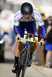 February 22, 2019 - Lagoa, Portugal - DEVRIENDTTom of Wanty . Groupe Gobert in action (Credit Image: © Panoramic via ZUMA Press)