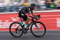 Peter  Kennaaugh during the last stage or La Vuelta of Spain in Madrid. September 10, 2016. (ALTERPHOTOS/Rodrigo Jimenez)