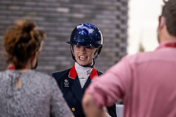 Fry Charlotte, GBR,<br /> Olympic Games Tokyo 2021<br /> © Hippo Foto - Dirk Caremans<br /> 28/07/2021