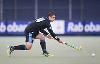 UTRECHT- Hockey -  Gonzalo Peillat van HGC  tijdens de hoofdklasse competitiewedstrijd tussen de mannen van Kampong en HGC (2-1).   COPYRIGHT KOEN SUYK